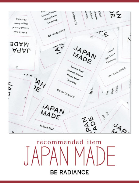 JAPAN MADE SELECT ITEM