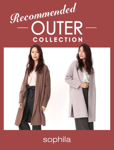 sophila Recommended OUTER COLLECTION