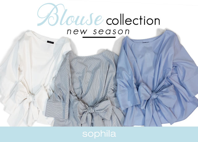 Spring Blouse Collection