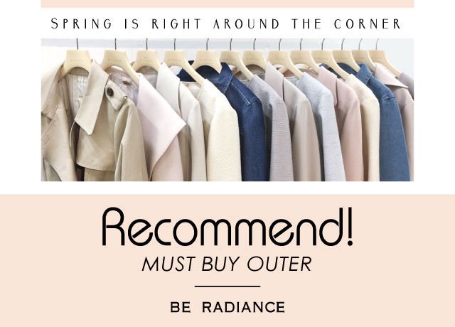 RECOMMEND MUST BUY OUTER