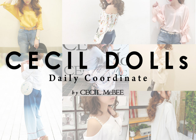 CECIL DOLLs Coordinate