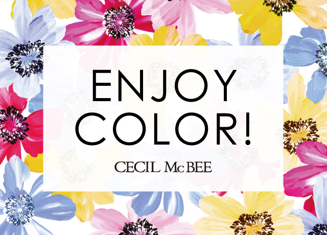♪ENJOY COLOR♪