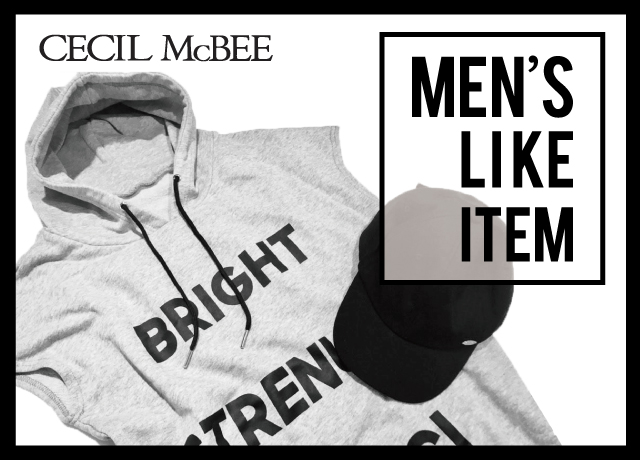 MEN'S LIKE ITEM