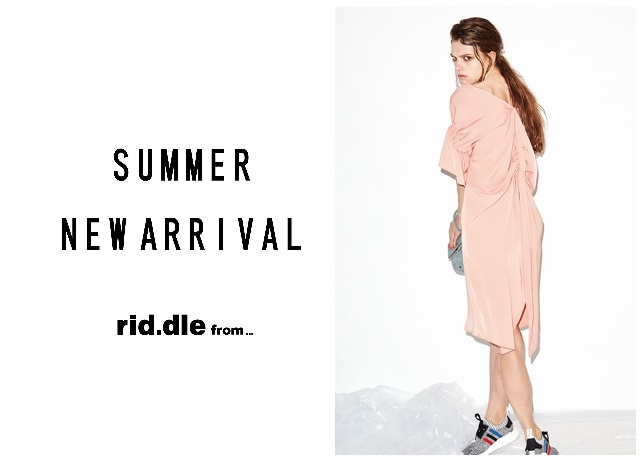 rid.dle from...  Summer New arrival
