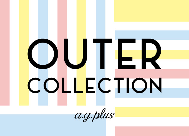 a.g.plus outer collection
