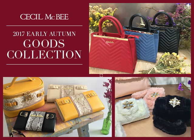 2017 EARLY AUTUMN GOODS COLLECTION