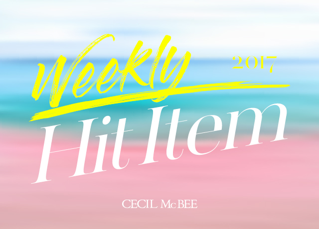 CECIL McBEE WEEKLY HIT ITEM