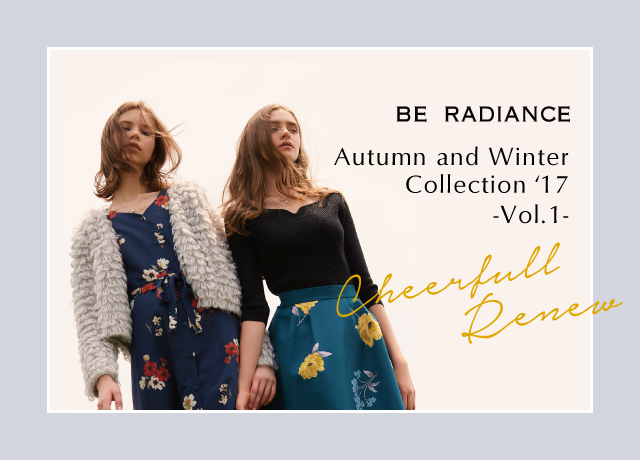 2017 Autumn&Winter 1st Collection