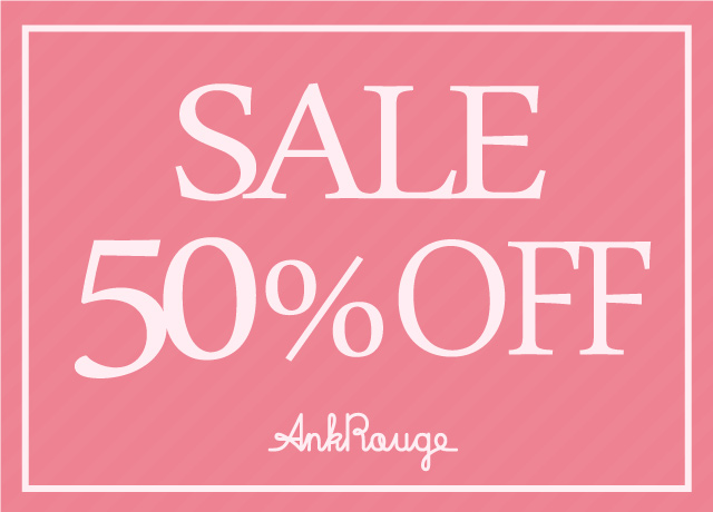 Ank Rouge SUMMER SALE