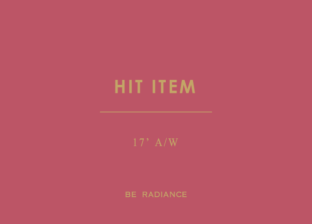 BE RADIANCE WEEKLY HIT ITEM