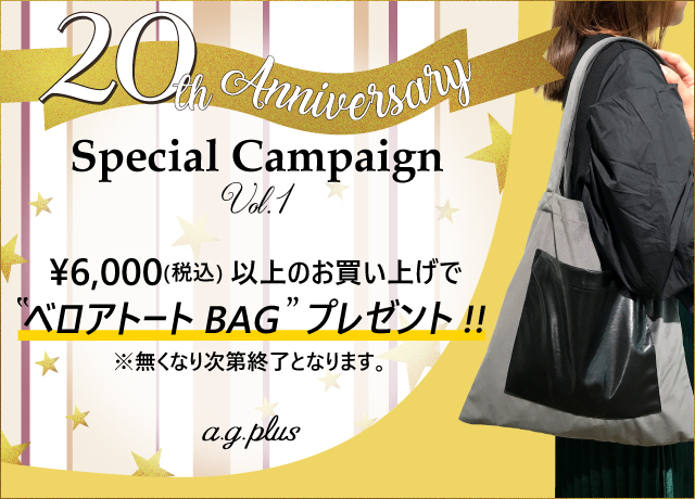 20th Special Campaign Novelty Fair