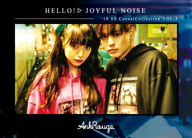 「HELLO!JOYFUL NOISE」 Vol.3
