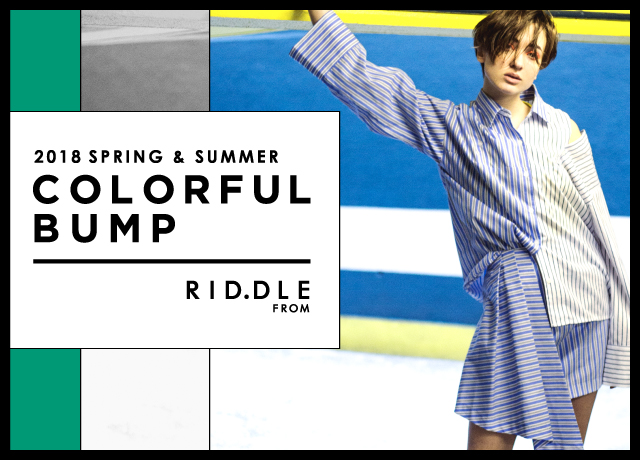 RID.DLE FROM 2018 spring&summer