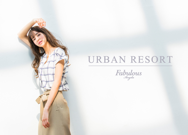 Fabulous Angela - URBAN RESOAT - MAY WEBCATALOG