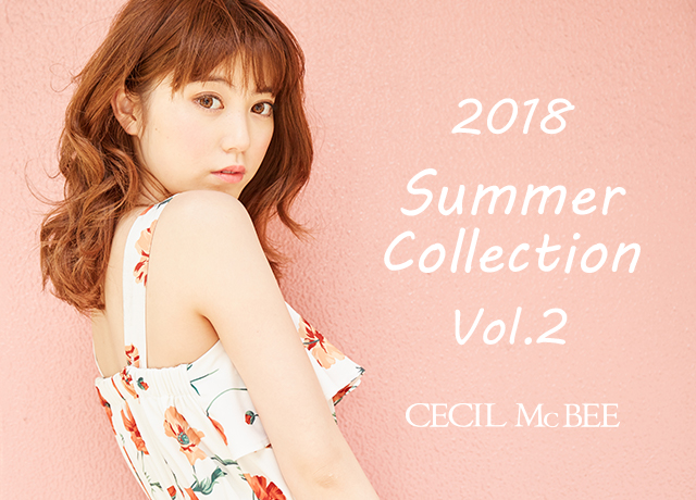 2018 summer collection Vol.2