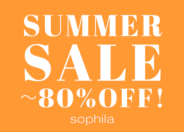 SUMMER SALE ~80%OFF!