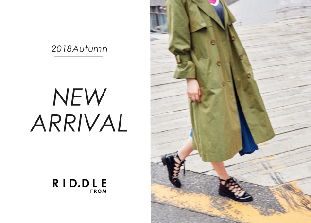 【RID.DLE FROM】 New Arrival