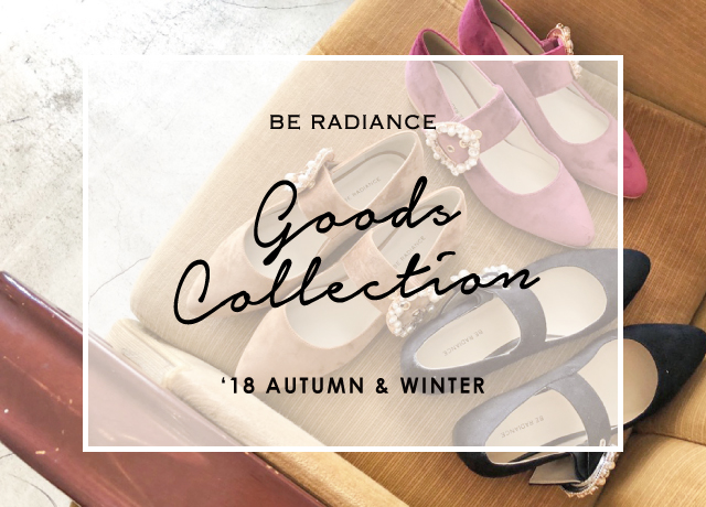 GOODS COLLECTION '18 AUTUMN&WINTER