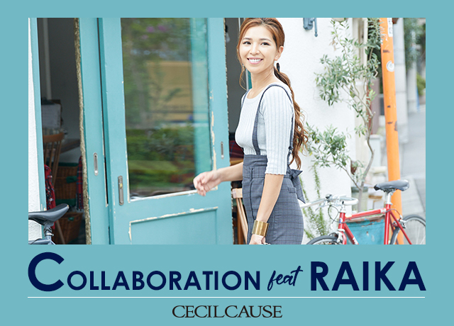 Collaboration Item Feat.RAIKA