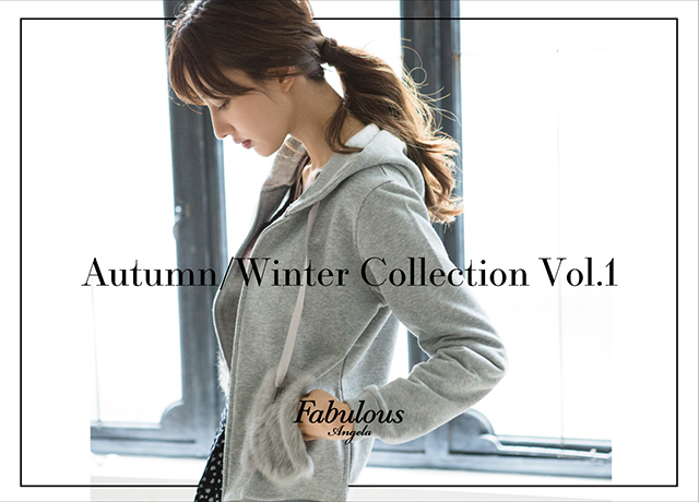 Fabulous Angela 2018 Autumn Winter Collection vol.1