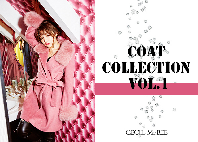 WEB先行受注<br>【COAT COLLECTION VOL.1】