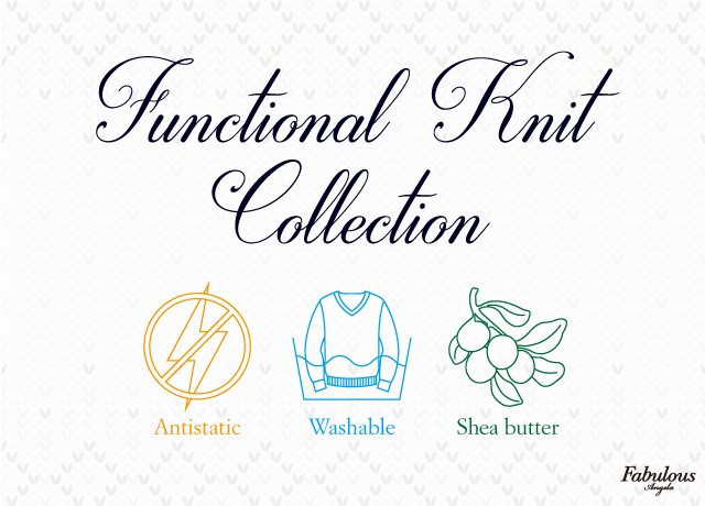 FUNCTIONAL KNIT COLLECTION