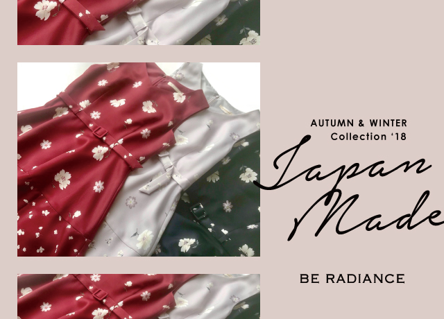JAPAN MADE<br>AUTUMN & WINTER COLLECTION '18