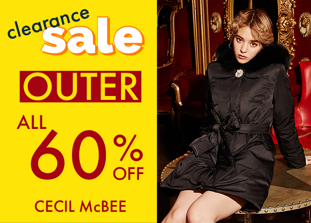 ★OUTER ALL 60%OFF★