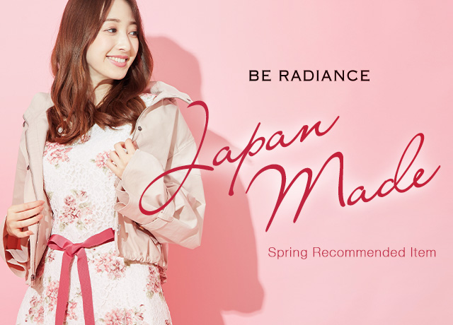 BE RADIANCE Japan Made