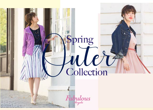 2019 Spring Outer Collection