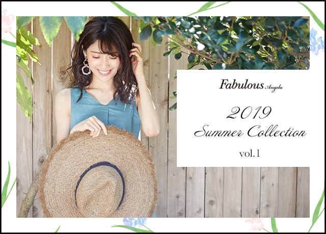Fabulous Angela<br>2019 Summer Collection Vol.1