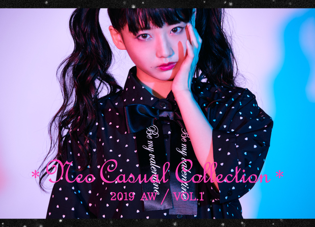 Neo Casual Collection 2019 AW VOL.1