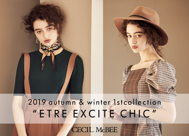 19' Autumn&Winter 1st Collecation
