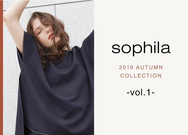 2019 AUTUMN COLLECTION  - Vol.1 -