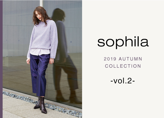 2019 AUTUMN COLLECTION - Vol.2 -
