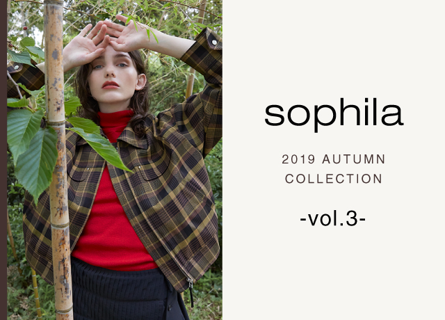 2019 AUTUMN COLLECTION ~Vol.3~