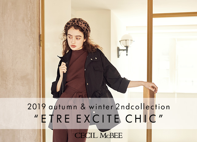 19' Autumn&Winter 2nd Collection