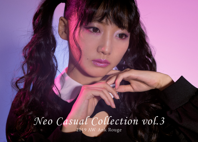 2019 AW Neo Casual Collection Vol.3