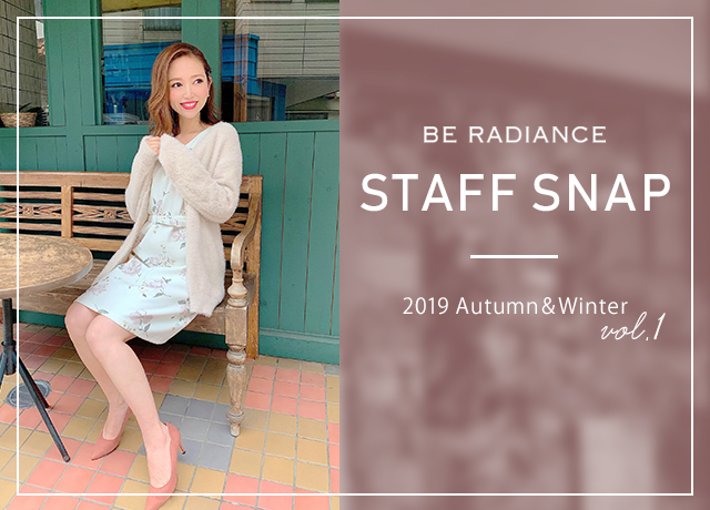 STAFF SNAP Vol.1
