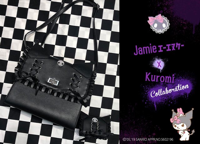 Jamieエーエヌケー×KUROMI Collaboration Item Vol.2