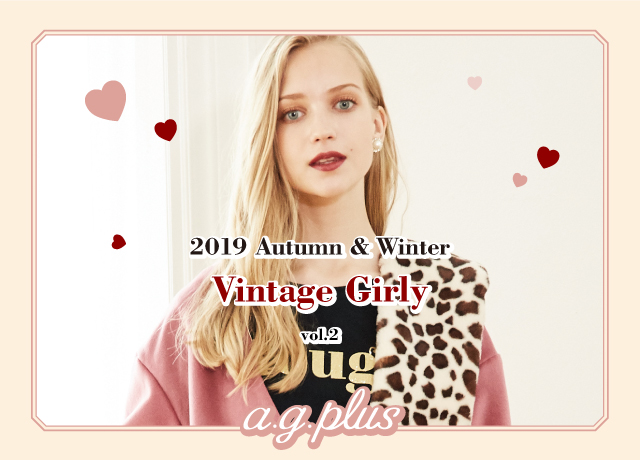 """Vintage Girly"" vol.2<br>outer collection"