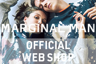 MARGINAL MAN OFFICIAL WEB SHOP