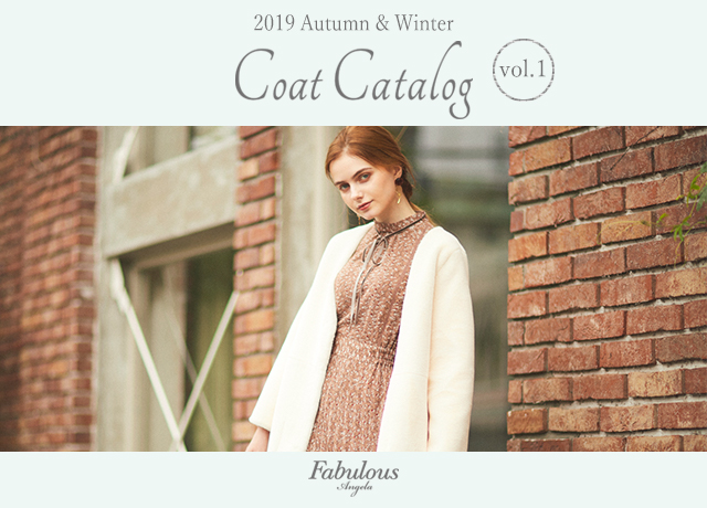 Coat Catalog Vol.1