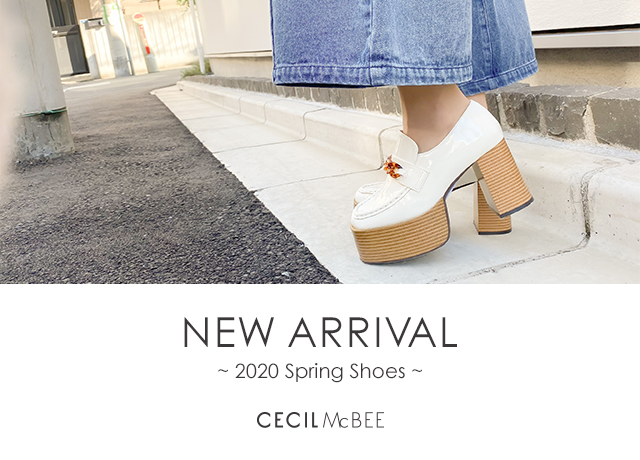 NEW ARRIVAL<br>~2020 Spring Shoes~