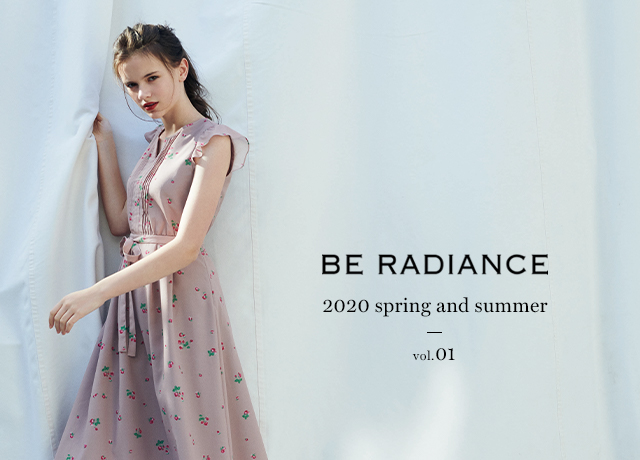 BE RADIANCE<br>Spring and Summer Collection 2020