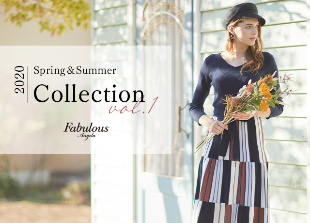 2020 Spring&Summer Collection Vol.1
