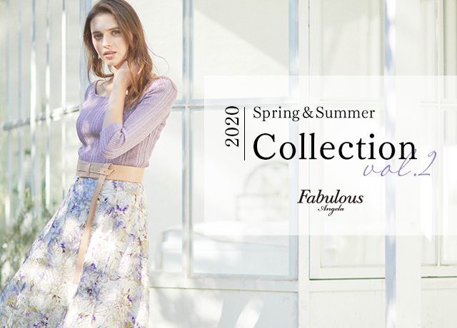 2020 Spring&Summer Collection Vol.2