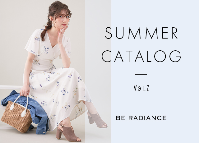 BE RADIANCE<br>SUMMER CATALOG Vol.2