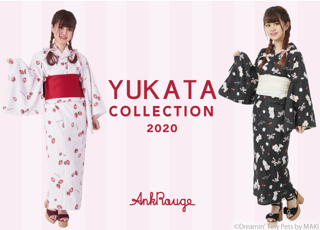 Ank Rouge YUKATA COLLECTION