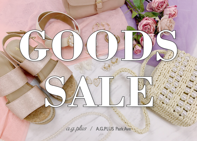 GOODS SALE 30%OFF